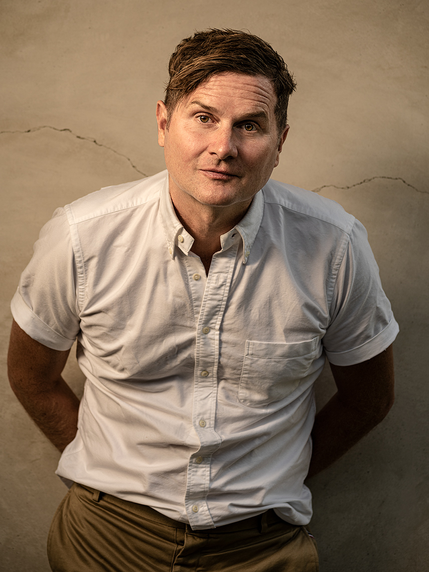 Rob Bell  In Los Angeles