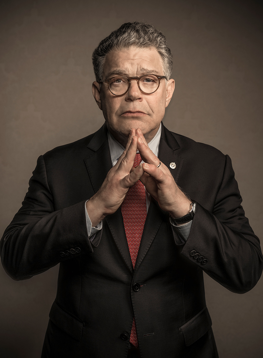 Al Franken - Giant of the Senate