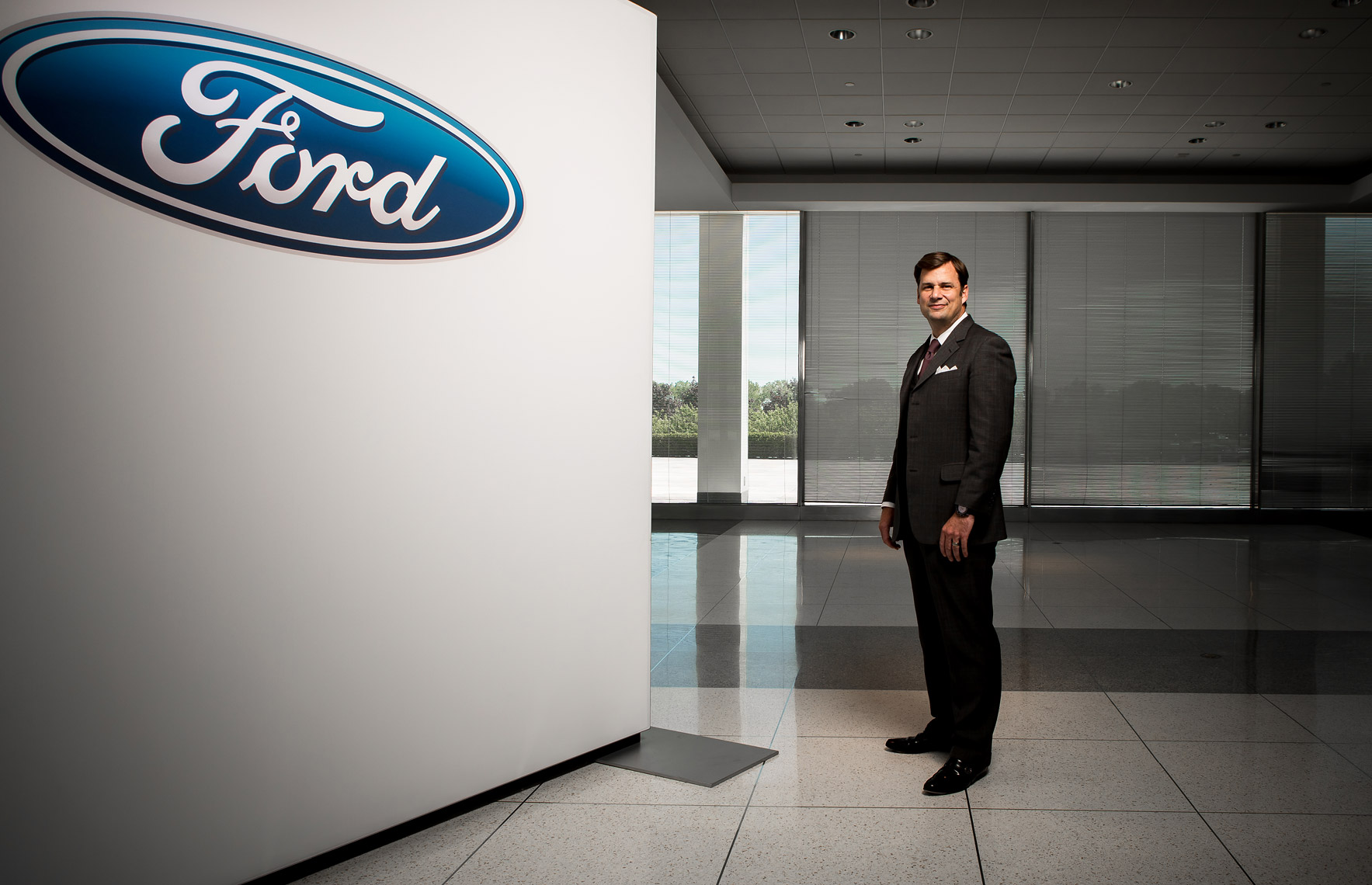 James Farley of Ford