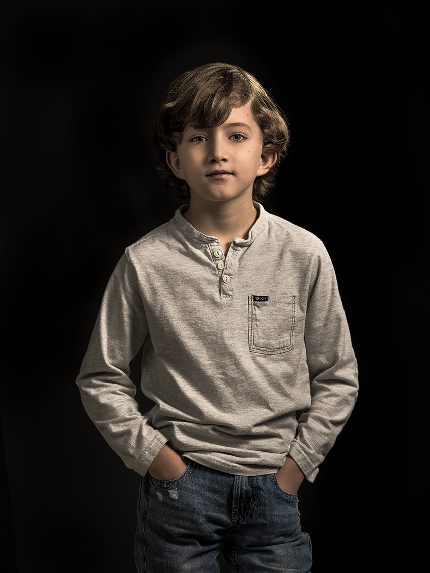 OLIVER - KIDS PORTRAITS
