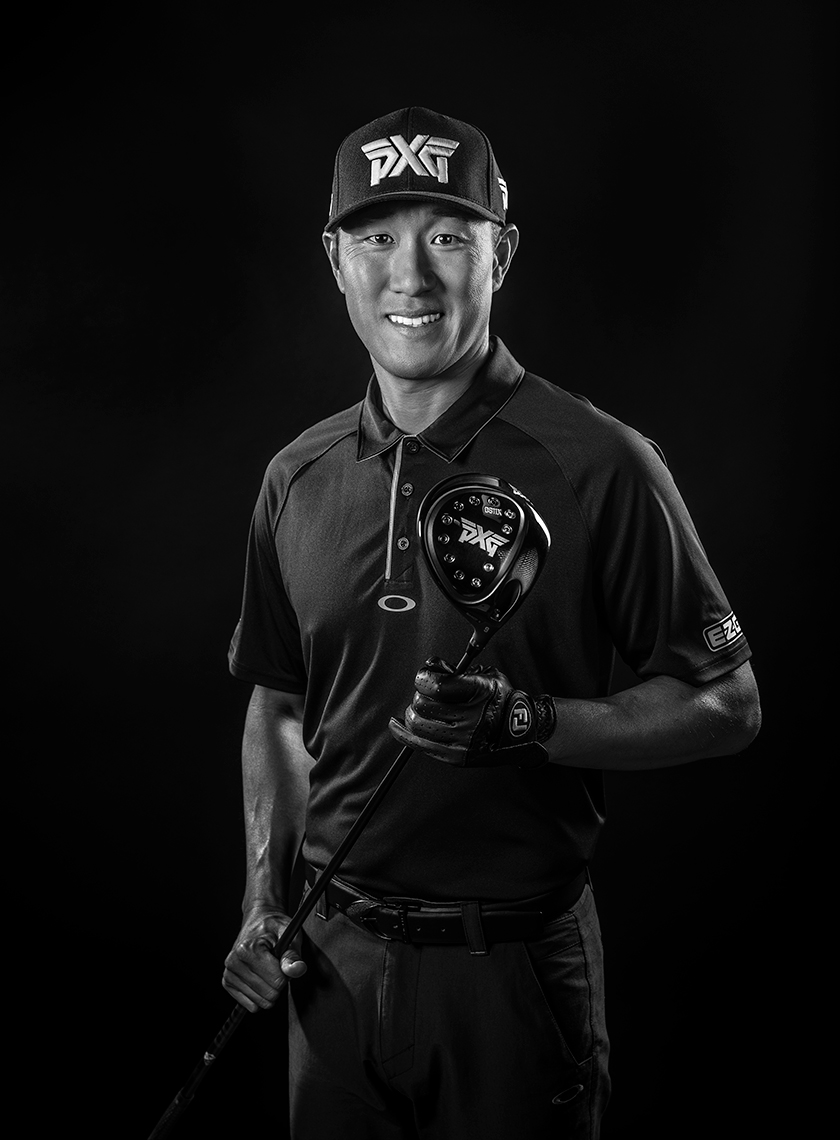 James Hahn for PXG