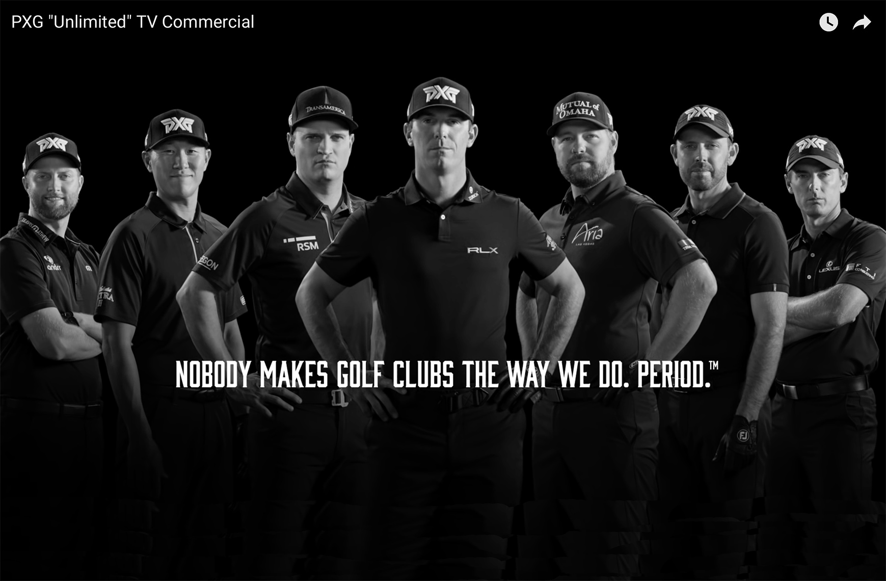 PXG Unlimited Commercial