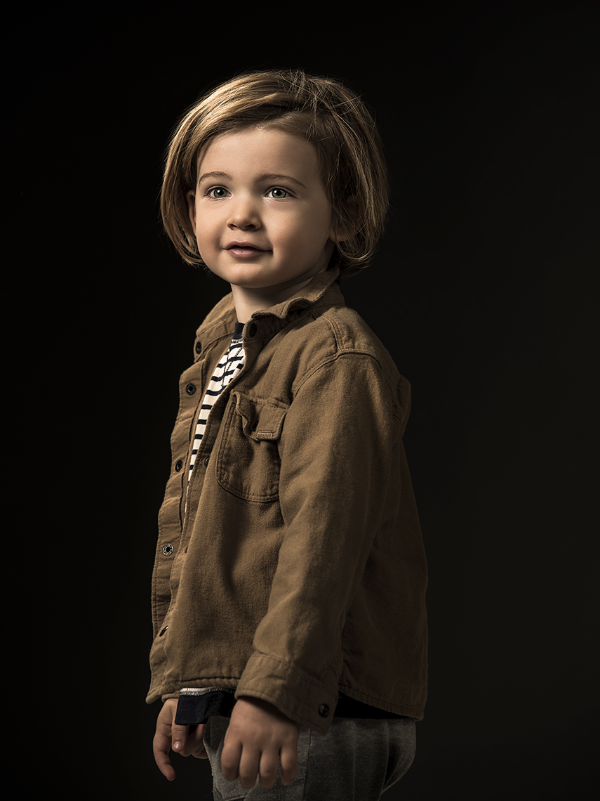 ROWAN - KIDS PORTRAITS