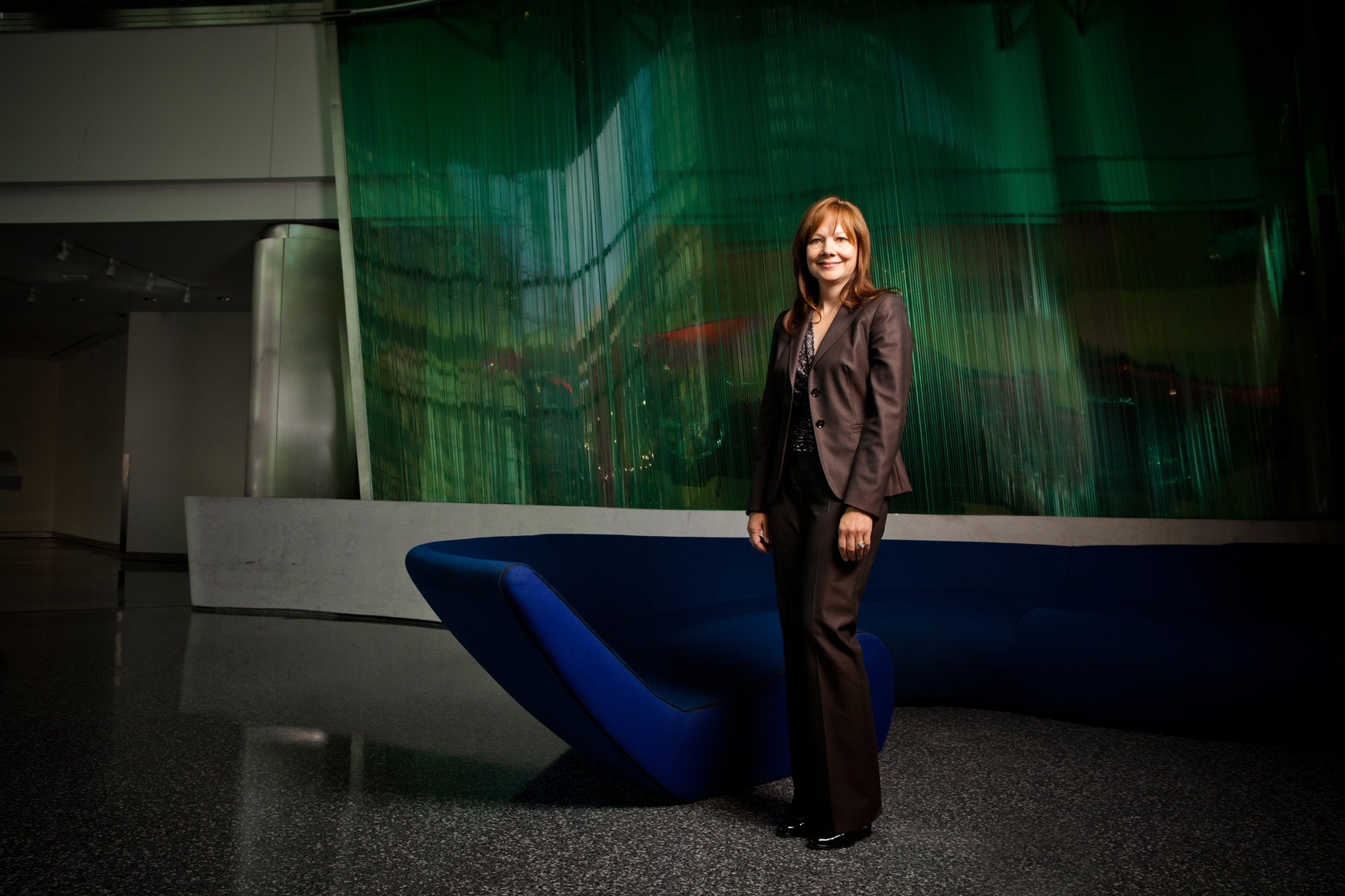 Mary Barra of GM